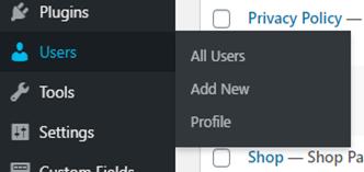 Updating your WordPress Avatar - Step 4