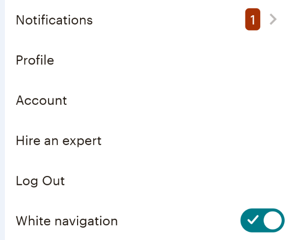 Creating a Mailchimp account - Step 6